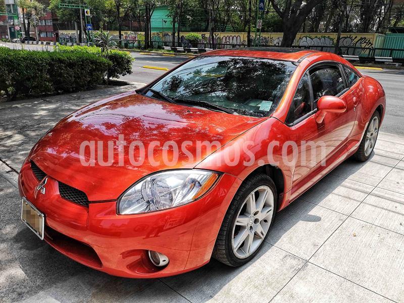 Mitsubishi Eclipse GT Aut usado (2007) color Naranja Metalico precio $87,000