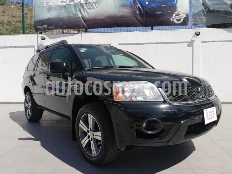 Mitsubishi Endeavor Limited usado (2011) color Negro precio $135,000