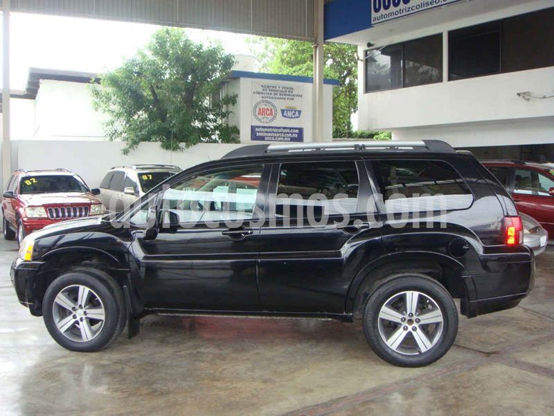 Mitsubishi Endeavor Limited usado (2009) color Negro precio $135,000