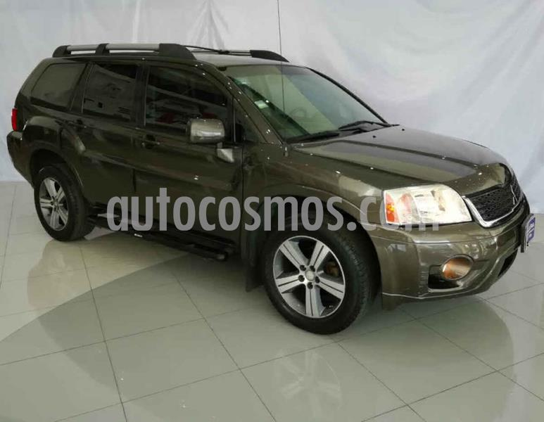 Mitsubishi Endeavor 5p XLS aut CD a/a usado (2011) color Marron precio $149,000