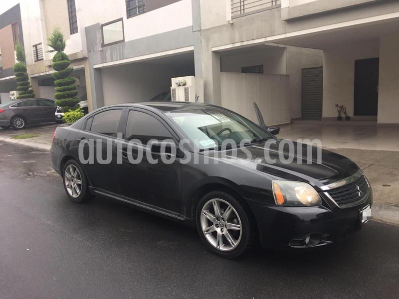 Mitsubishi Galant ES usado (2010) color Negro precio $72,000