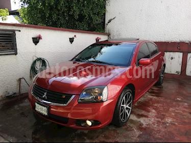 Foto Mitsubishi Galant Ralliart usado (2009) color Rojo precio $95,500