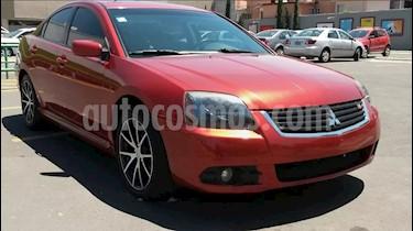 Mitsubishi Galant Ralliart usado (2009) color Rojo precio $89,500