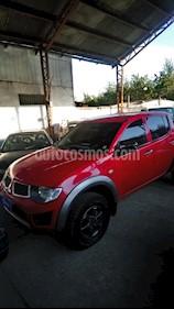 Foto venta Auto usado Mitsubishi L-200 2.5 Katana Turbo Diesel 4X4 (2015) color Rojo precio $8.500.000