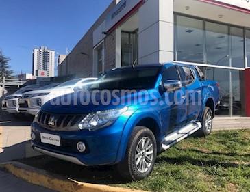 foto Mitsubishi L200 Sport 4x4 2.5 Sport HPE CD usado (2018) color Azul precio $1.950.000