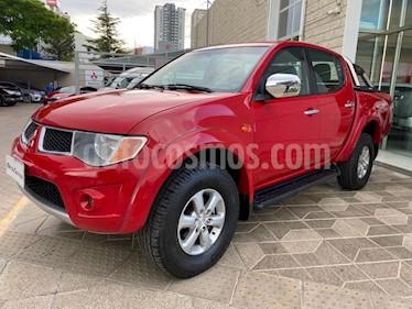 Mitsubishi L200 Sport 4x4 2.5 Sport HPE CD usado (2011) color Rojo precio $1.090.000