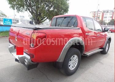 Mitsubishi L200 Sportero 2.5L  usado (2010) color Rojo precio $32.000.000