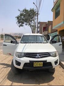 Foto venta Auto usado Mitsubishi L200 3.2L TDi GLS Doble Cabina (2011) color Blanco precio u$s12,500