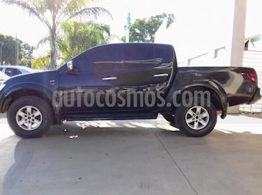 Foto venta Auto usado Mitsubishi L200 4x4 3.2 CR CD (2011) color Negro precio $560.000