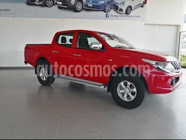 Foto venta Auto usado Mitsubishi L200 GLS 4x4 Diesel (2017) color Rojo precio $365,000
