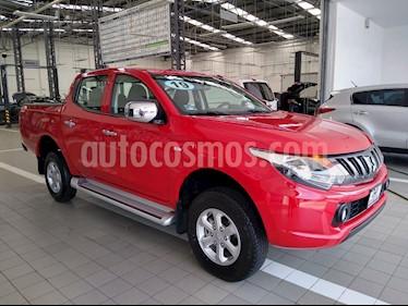 Foto Mitsubishi L200 4x4 2.5L DI-D Cabina Doble usado (2019) color Rojo precio $377,000
