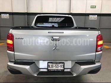Mitsubishi L200 4P CABINA DOBLE TD AT 4X4 usado (2019) precio $340,000