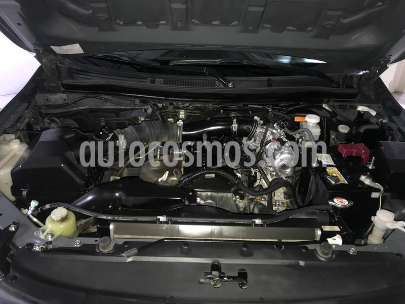 Mitsubishi L200 4x2 2.4L Cabina Doble usado (2018) color Gris precio $295,000