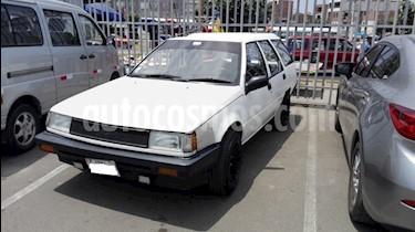 Foto Mitsubishi Lancer 1.3 GL std usado (1989) color Blanco precio u$s1,950