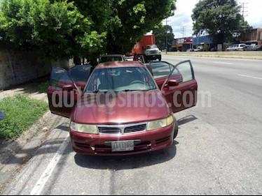 Foto venta carro usado Mitsubishi Lancer 1.6 L4,1.6i,16v A 1 1 (2007) color Rojo precio u$s2.300
