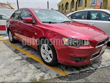 Foto venta Auto usado Mitsubishi Lancer 4p ES ATM L4/2.0 Aut (2014) color Rojo precio $138,000