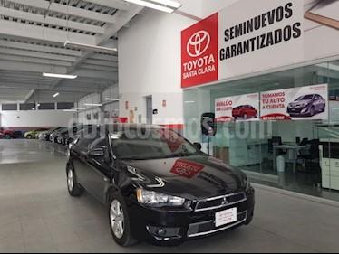 Foto venta Auto usado Mitsubishi Lancer 4p ES L4/2.0 Man (2014) color Negro precio $139,000