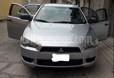 Foto venta Auto usado Mitsubishi Lancer DE ABS & AC (2008) color Gris Plata  precio $75,000