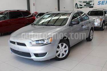 Foto venta Auto usado Mitsubishi Lancer DE (2015) color Plata precio $145,000