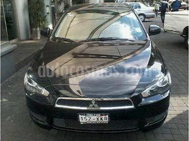 Mitsubishi Lancer ES Aut usado (2011) color Negro precio $95,900