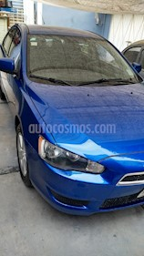 foto Mitsubishi Lancer ES Aut usado (2009) color Azul Eléctrico precio $88,000