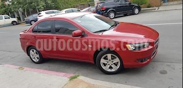 Mitsubishi Lancer ES Aut usado (2014) color Rojo precio $140,000