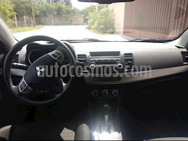 Mitsubishi Lancer ES CVT usado (2012) color Blanco precio $110,000