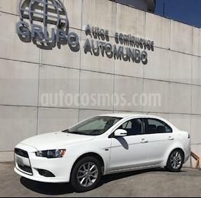 Foto venta Auto usado Mitsubishi Lancer ES CVT (2015) color Blanco precio $169,000