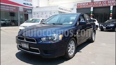 Foto venta Auto usado Mitsubishi Lancer ES CVT  (2013) color Azul Profundo precio $138,000