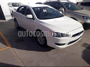 Foto venta Auto Seminuevo Mitsubishi Lancer ES CVT (2012) color Blanco precio $143,000