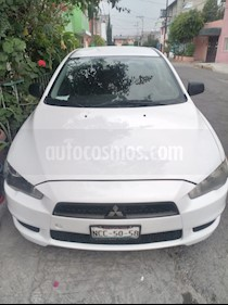Mitsubishi Lancer ES CVT usado (2011) color Blanco precio $95,000