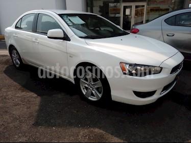 Foto venta Auto usado Mitsubishi Lancer ES CVT  (2014) color Blanco precio $143,000