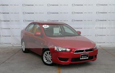 Foto venta Auto usado Mitsubishi Lancer ES CVT (2011) color Rojo precio $130,000