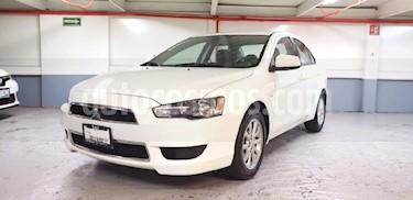 Foto venta Auto Seminuevo Mitsubishi Lancer ES CVT (2013) color Blanco precio $145,000