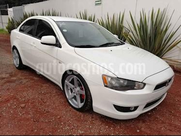 Foto venta Auto usado Mitsubishi Lancer ES CVT (2013) color Blanco precio $112,065