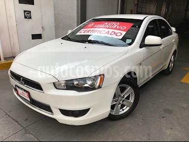 Foto venta Auto Seminuevo Mitsubishi Lancer ES CVT  (2014) color Blanco precio $155,000