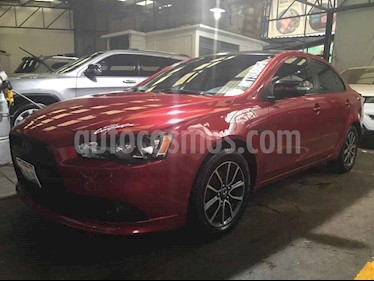 Foto venta Auto usado Mitsubishi Lancer ES CVT (2015) color Rojo precio $179,000
