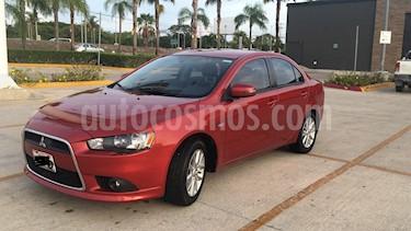 Mitsubishi Lancer ES usado (2015) color Rojo precio $168,000