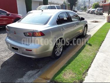 Foto venta Auto usado Mitsubishi Lancer ES (2015) color Plata precio $185,000