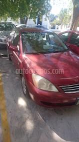 Foto venta Auto Seminuevo Mitsubishi Lancer ES (2007) color Rojo precio $59,000