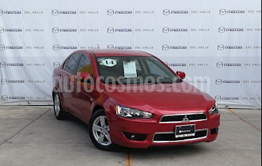 Foto venta Auto usado Mitsubishi Lancer ES (2014) color Rojo precio $159,000
