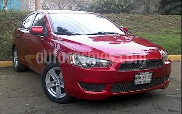 Foto venta Auto Seminuevo Mitsubishi Lancer ES (2009) color Rojo precio $105,000
