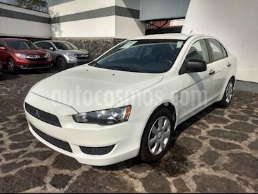Foto venta Auto usado Mitsubishi Lancer ES (2014) color Blanco precio $130,000