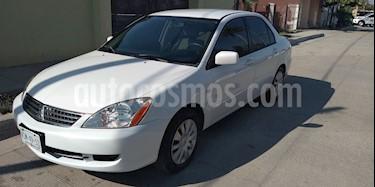 Foto venta Auto usado Mitsubishi Lancer ES (2007) color Blanco precio $61,500