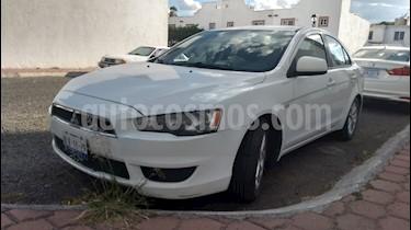 Mitsubishi Lancer ES usado (2011) color Blanco precio $109,000