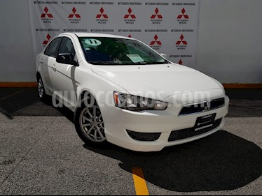 Foto venta Auto usado Mitsubishi Lancer ES (2011) color Blanco precio $112,000