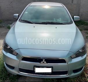 Foto venta Auto usado Mitsubishi Lancer ES (2013) color Plata precio $115,990