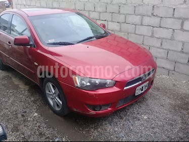 Foto venta Auto usado Mitsubishi Lancer GLS 2.0 (2008) color Rojo precio $280.000