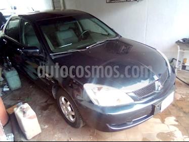 Foto venta carro usado Mitsubishi Lancer GLX 1.6L Aut CVT (2013) color Azul Medianoche precio u$s3.999