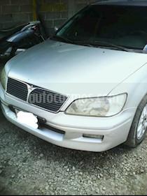 Foto venta carro Usado Mitsubishi Lancer GLX 1.6L Aut CVT (2003) color Plata precio BoF2.200